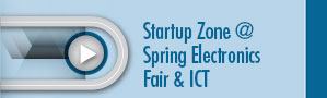 Startup @ Spring Electronics Fair & ICT